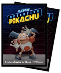 Ultra Pro - Pokemon: Detective Pikachu Mr. Mime Sleeves