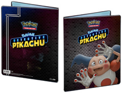 Ultra Pro - Pokemon: Detective Pikachu Mr. Mime Portfolio