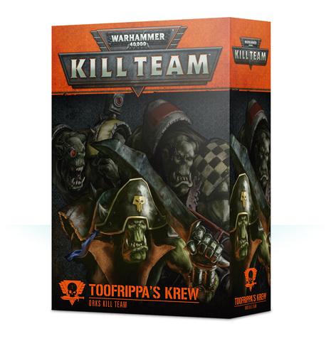 Warhammer 40k Kill Team Toofrippas Krew