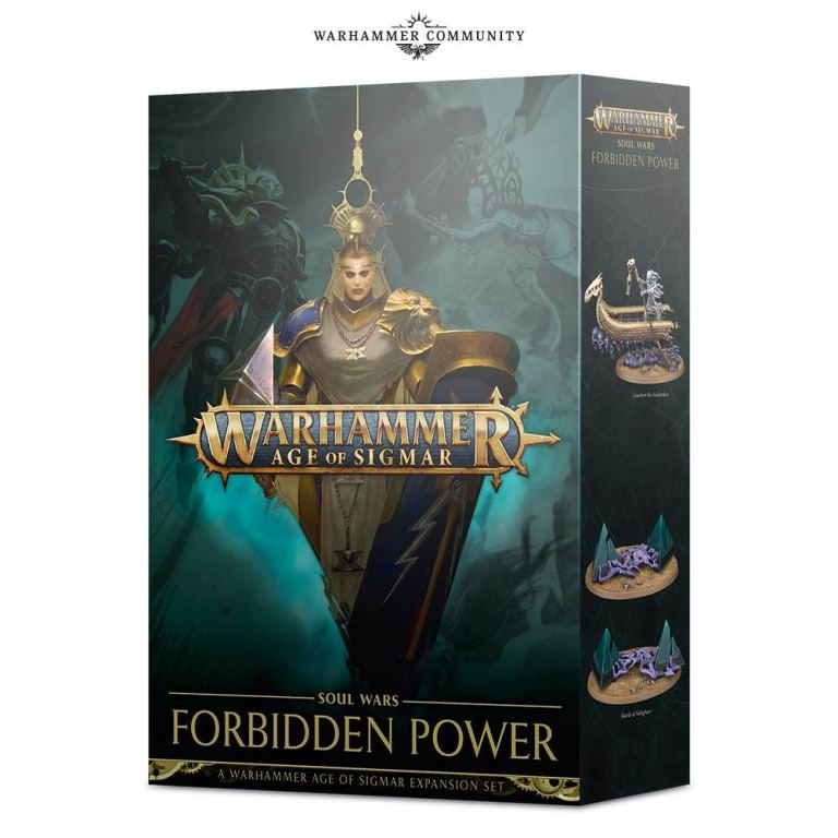 Age of Sigmar: Forbidden Power (Eng)