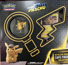 Detective Pikachu Figure Collection