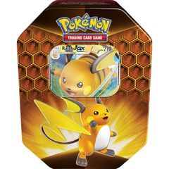 Raichu GX: Hidden Fates: Collector's Tin