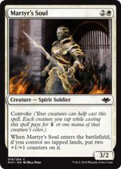 Martyrs Soul - Foil