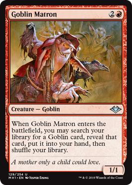 Goblin Matron - Foil