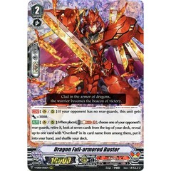 Dragon Full-armored Buster - V-EB06/006EN - RRR