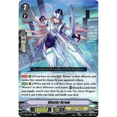 Blaster Arrow - V-EB06/011EN - RR on Channel Fireball