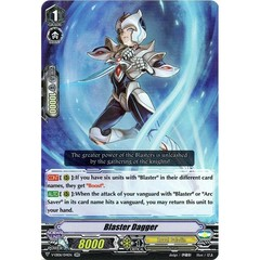 Blaster Dagger (Royal Paladin) - V-EB06/014EN - RR on Channel Fireball
