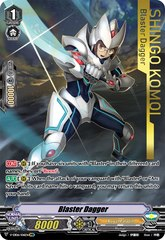 Blaster Dagger (Royal Paladin) - V-EB06/I06EN - IMR on Channel Fireball