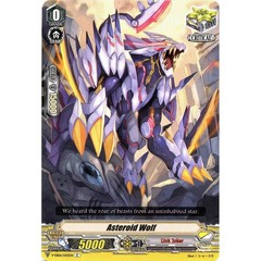 Asteroid Wolf - V-EB06/043EN - C on Channel Fireball
