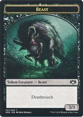 Beast Token (Mythic Edition)