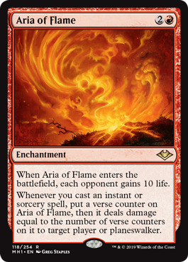 Aria of Flame