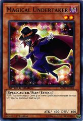 Magical Undertaker - SBAD-EN004 - Common - 1st Edition
