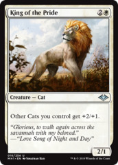 King of the Pride - Foil