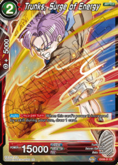 Trunks, Surge of Energy - EX06-01 - EX