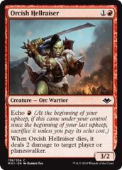 Orcish Hellraiser - Foil