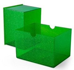 Dragon Shield Strongbox - Emerald