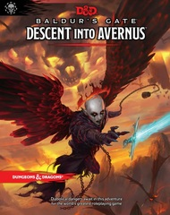D&D Baldur's Gate: Descent Into Avernus - Hardcover