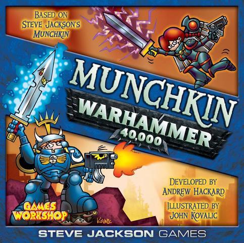Munchkin Warhammer: 40,000