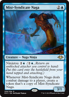 Mist-Syndicate Naga - Foil