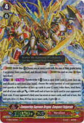 Conquering Supreme Dragon, Conquest Fulgurate - V-SS01/017EN - RRR