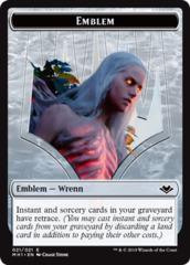 Emblem - Wrenn and Six