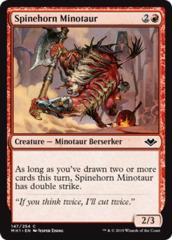 Spinehorn Minotaur - Foil