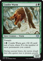 Conifer Wurm - Foil