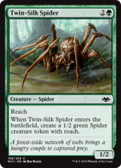Twin-Silk Spider - Foil