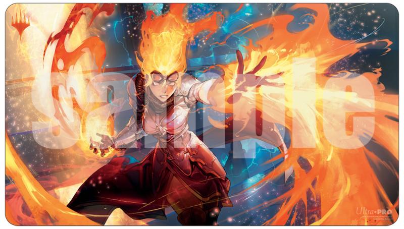 Ultra Pro MTG Play Mat: Japanese Anime Alt-Art War of the Spark - Chandra