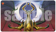 Ultra Pro MTG Play Mat: Japanese Anime Alt-Art War of the Spark - Nicol Bolas