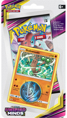 Sun & Moon - Unified Minds Checklane Blister Pack - Sudowoodo