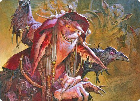 Goblin Matron - Art Series