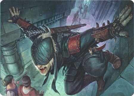 Throatseeker - Art Series