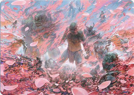 Winds of Abandon - Art Series