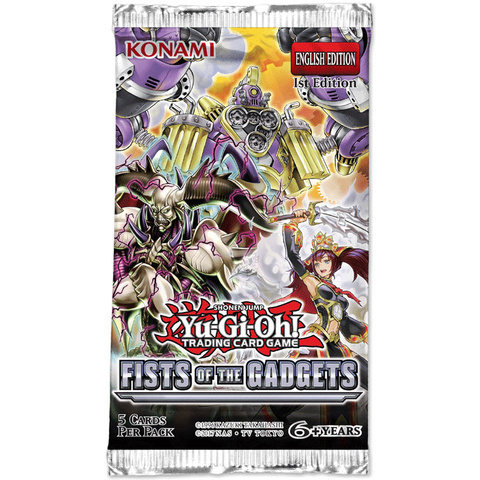 Fists of the Gadgets - Booster Pack