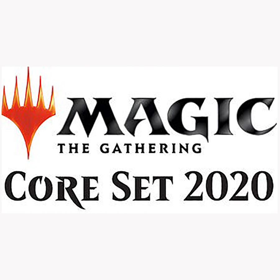Core Set 2020 - Planeswalker Deck Display (10 Decks)