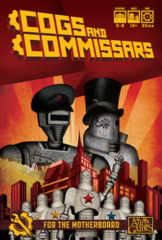Cogs and Commissars (Friendly Local Game Drop)
