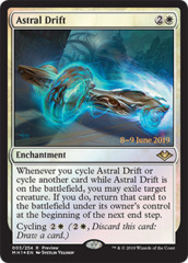 Astral Drift - Foil - Prerelease Promo