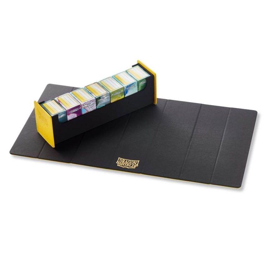 Dragon Shield: Nest 500 Magic Carpet - Yellow and Black