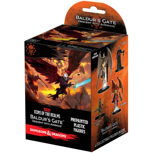 Icons of the Realms: Baldur's Gate: Descent Into Avernus - Booster