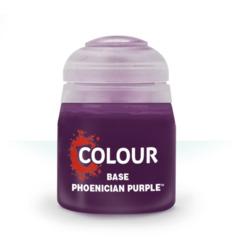 Base: Phoenician Purple (12ml) (6-Pack)