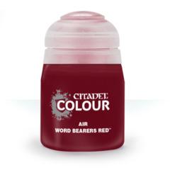 Air: Word Bearers Red