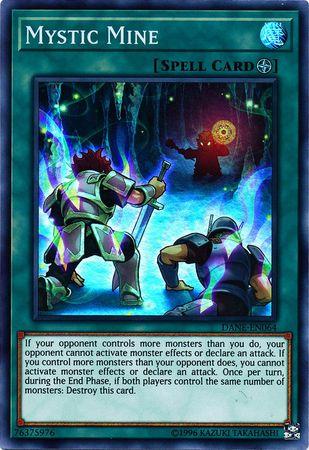 Mystic Mine - DANE-EN064 - Super Rare - Unlimited Edition