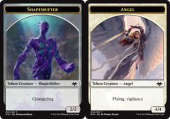 Shapeshifter Token // Angel Token