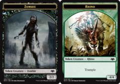 Zombie Token // Rhino Token