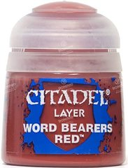Layer: Word Bearers Red (12ml)