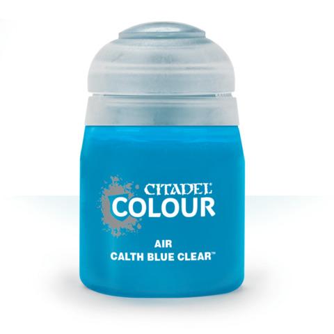 Air: Calth Blue Clear (24ml)