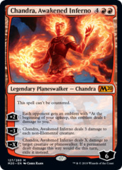Chandra, Awakened Inferno *5