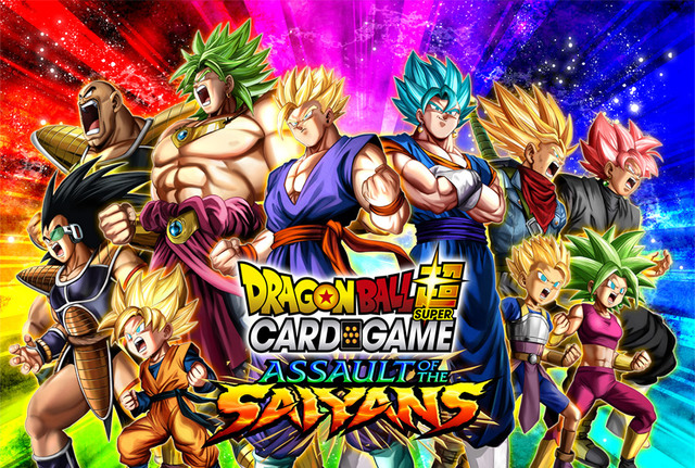 Attack of the Saiyans Dash Promotional Pack