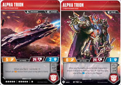 Alpha Trion // Cybertronian Sage